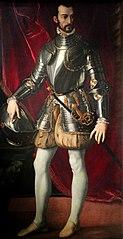 Portrait of Francesco I de' Medici