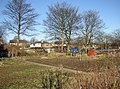 Allotments and Health Centre off Chapel Croft, Rastrick (SE 137 213) - geograph.org.uk - 133497.jpg