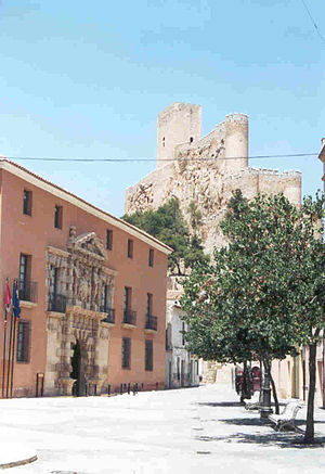Castelo de almansa casa da vila estilo manierista na - Casas en almansa ...
