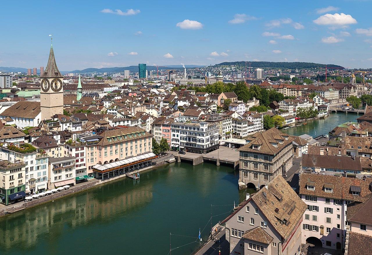 Zürich, Swiss