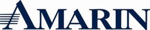 Amarin Corporation - Image: Amarin logo