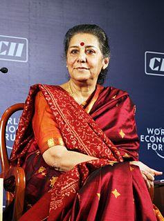 Ambika Soni Indian politician