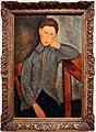 Amedeo modigliani, il ragazzo, 1919, 01.jpg