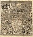 Americae sive qvartae orbis partis nova et exactissima descriptio LOC map49000970.jpg
