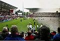 American Football 1942 Ulster Rugby 2015 at Kingspan Stadium (20065239060).jpg