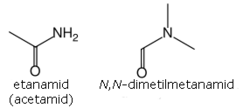 Etanamid in N,N-dimetilmetanamid