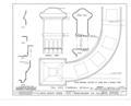 Amos Seavey House, Beach Boulevard, Rye, Rockingham County, NH HABS NH,8-RY,1- (sheet 11 of 21).png