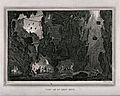 An iron mine and miners working. Etching by J. Heath after C Wellcome V0023554.jpg