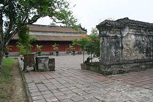 Dục Đức - Tomb of Đức Dục in Huế