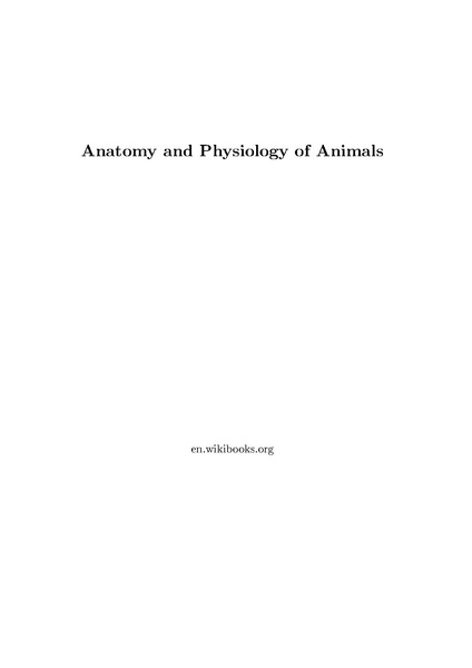 File:Anatomy and Physiology of Animals.pdf