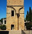 Ancienne église de Puissalicon - Tour romane - 11.JPG