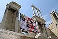 Ancient Roman Theatre, Plovdiv, detail 01.jpg
