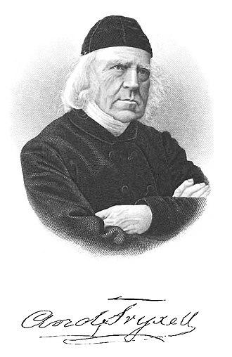 Wallinska skolan - Anders Fryxell (1878)