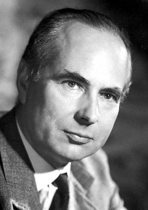 Andrew Huxley - Huxley in 1963