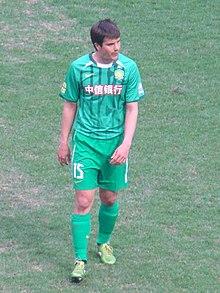 Andrija Kaluđerović in Beijing.jpg