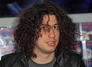 Ilan Rubin American musician