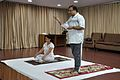 Anil Shrikrishna Manekar - Introduction - International Day of Yoga Celebration - NCSM - Kolkata 2015-06-21 7261.JPG