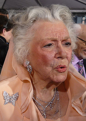 Ann Rutherford - Rutherford at the TCM Classic Film Festival in April 2010