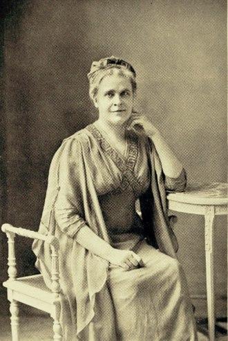 Anna Wolcott Vaile - Anna Wolcott Vaile, Representative Women of Colorado, 1914