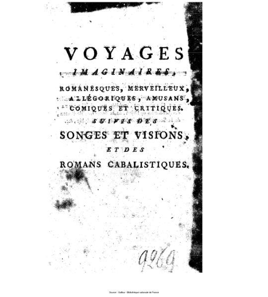 File:Anonyme ou Collectif - Voyages imaginaires, songes, visions et romans cabalistiques, tome 7.djvu