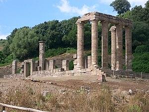 Fluminimaggiore - Antas Temple