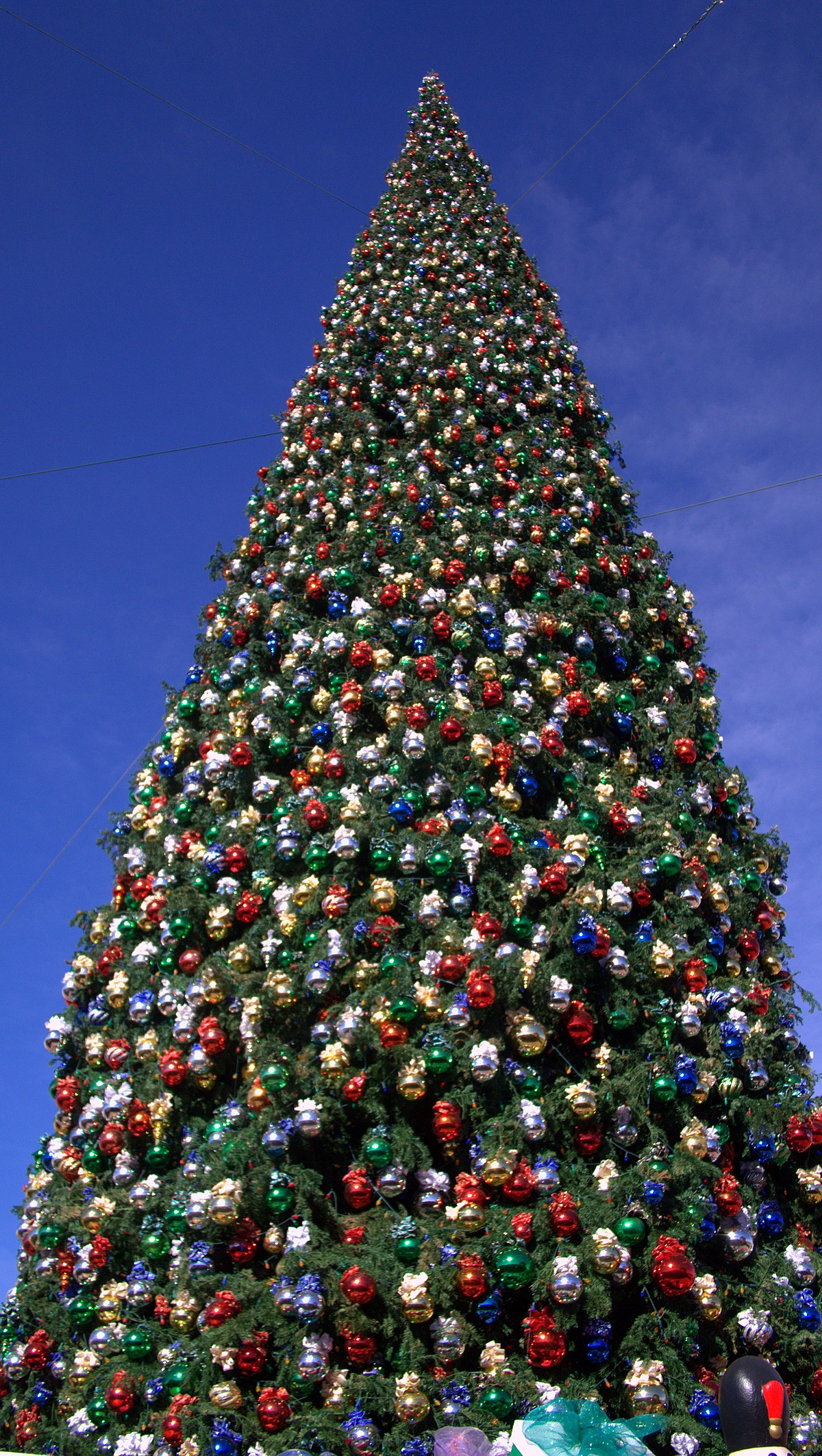 Anthem Christmas tree - Wikipedia