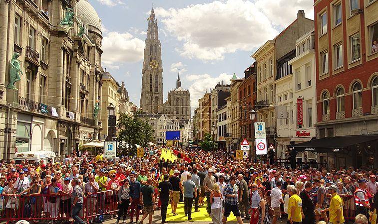 Antwerpen - Tour de France, étape 3, 6 juillet 2015, départ (274).JPG