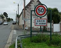 Anzin-Saint-Aubin - Panneau d'entrée.JPG