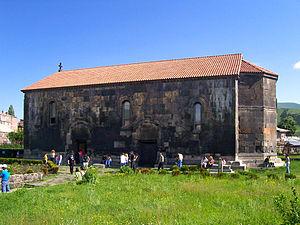 Kasagh Basilica - Image: Aparan Church