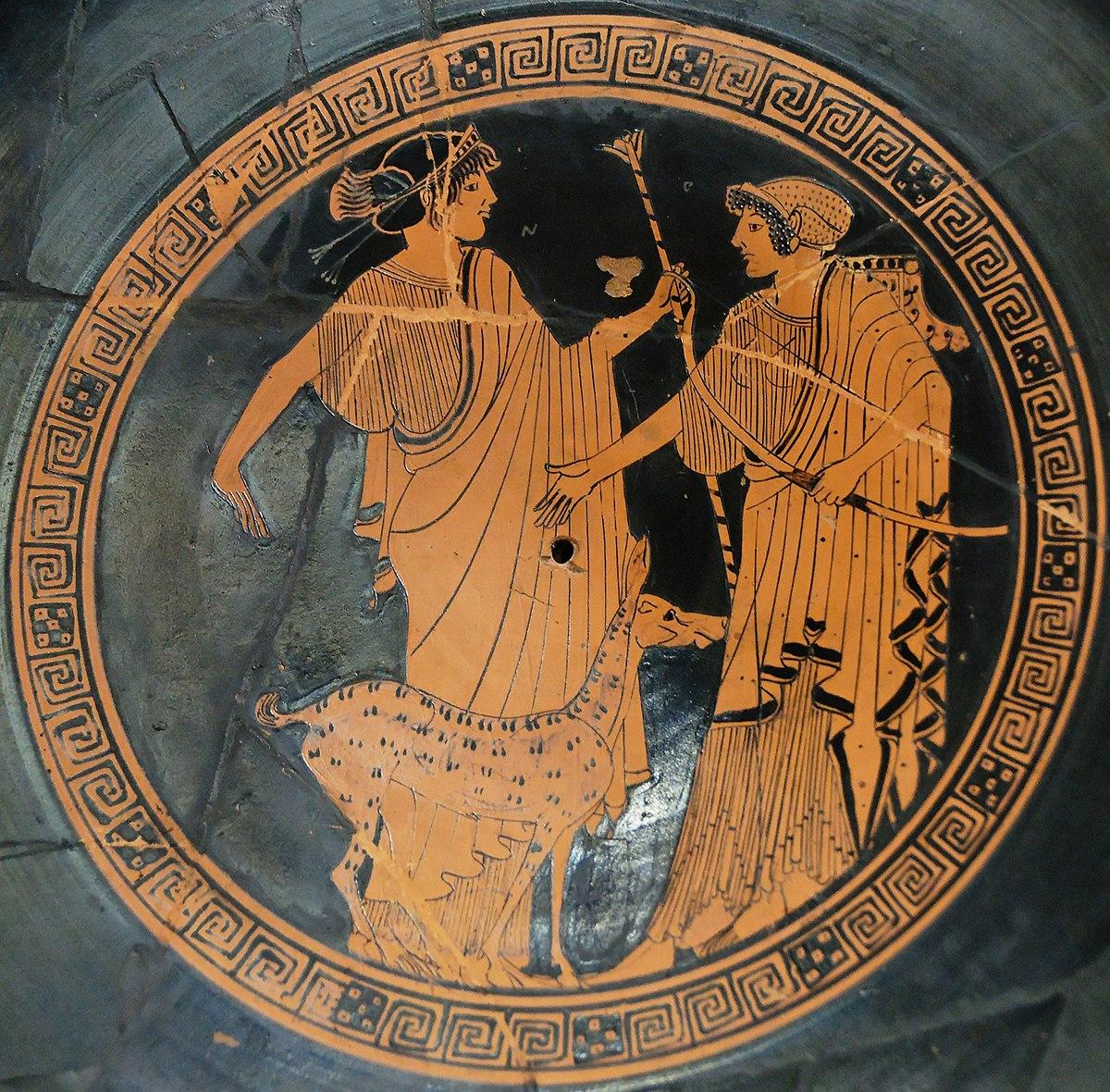 Миф как основа искусства античности реферат 8795