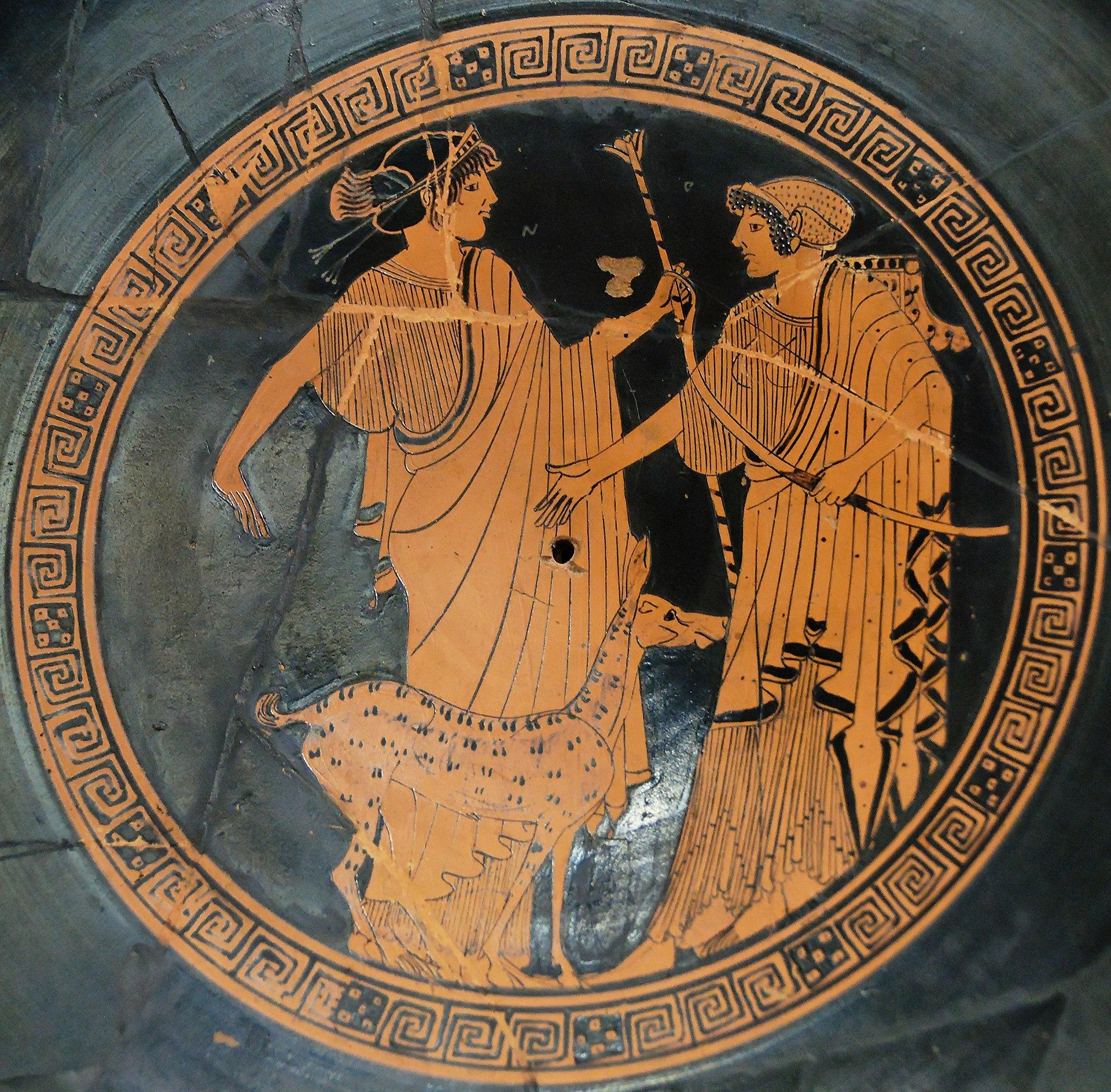 Ceramica greca wikipedia for Vasi antica grecia