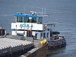 Aquila - ENI 02309873 accessing Zandvlietsluis, Port of Antwerp, pic1.JPG