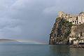 Arcobaleno Castello Aragonese, Ischia.jpg