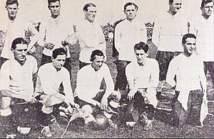 History of the Argentina national football team - In 1921 Argentina won its first South American Championship.