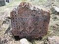 Arinj khachkar, old graveyard (304).jpg