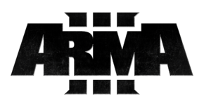 ArmA 3 Logo (Black Transparent).png