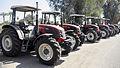 ArmaTrac 854e tractors in Iraq 2011.jpg