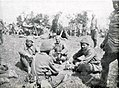 Armata 9 germana - Album foto - Braila - trupe turcesti in cantonament.jpg