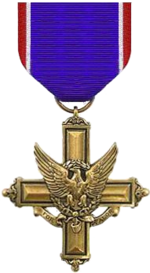 Army distinguished service cross medal