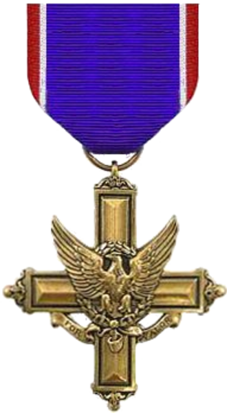 James M. Cushing - Distinguished Service Cross
