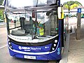 Arriva Sapphire YX17NDZ, Waterfront bus station, 4.7.2017 (1).jpg