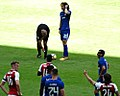 Arsenal 1 Chelsea 1 (4-1 on pens) (36024683240).jpg