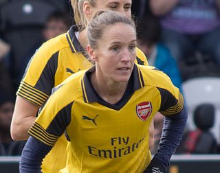 Casey Stoney English international association football player