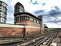 Art Deco Woking station tower (28006378730).jpg