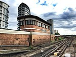 Art Deco Woking station tower (28006378730).jpg