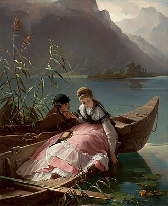Arthur von Ramberg - Rendevous, 1870