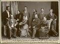 Artister vid Kungliga Operan 1880. Gruppbild - SMV - H9 155.tif
