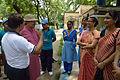 Arup Roy Meets Nisana Foundation Members - Summer Camp - Sibpur BE College Model High School - Howrah 2013-06-09 9711.JPG