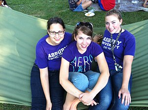 Asbury University - Image: Asbury University Students