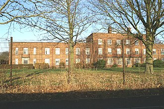 Charles Salvador - Ashworth Hospital, where Bronson spent some time as a mental health patient